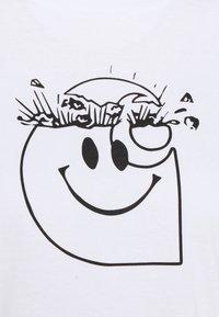 Carhartt WIP - TAB - Long sleeved top - white/black - 7