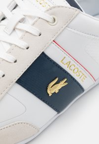 Lacoste - CHAYMON - Trainers - white/navy - 5