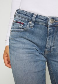 Tommy Jeans - SOPHIE - Jeansy Skinny Fit - razel light blue - 5