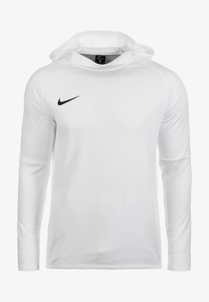 DRY ACADEMY 18 - Sweat à capuche - white