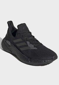 adidas Performance - Sneakers basse - cblack/cblack/gresix - 5