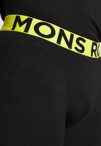 Mons Royale - ROYALE SHORTS - Tights - black - 4