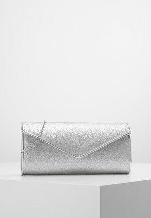 Kuvertväska - silver