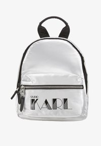 KARL LAGERFELD - BACKPACK - Sac à dos - silver - 5