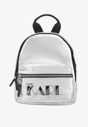 BACKPACK - Sac à dos - silver