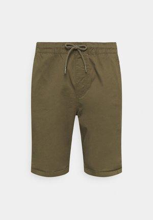 POVL ELASTICATED - Shorts - ivy green