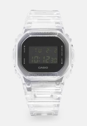 DW-5600SKE  - Digital watch - transparent white