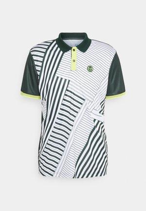MELBOURNE MAN - T-shirt print - pine grove/limeade