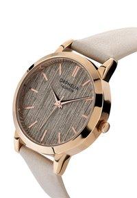 Orphelia - SPARKLE CHIC - Watch - beige - 3