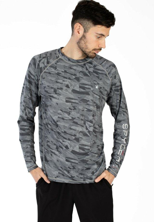 Bluzka z długim rękawem - dark grey
