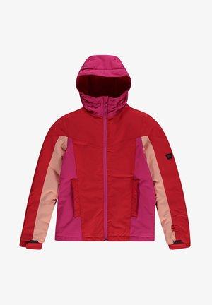 BLAZE JACKET UNISEX - Snowboard jacket - fiery red