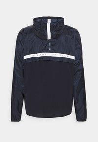 Under Armour - RUN ANYWHERE ANORAK - Sports jacket - black - 1