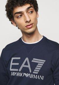 EA7 Emporio Armani - Sweater - dark blue/white - 3