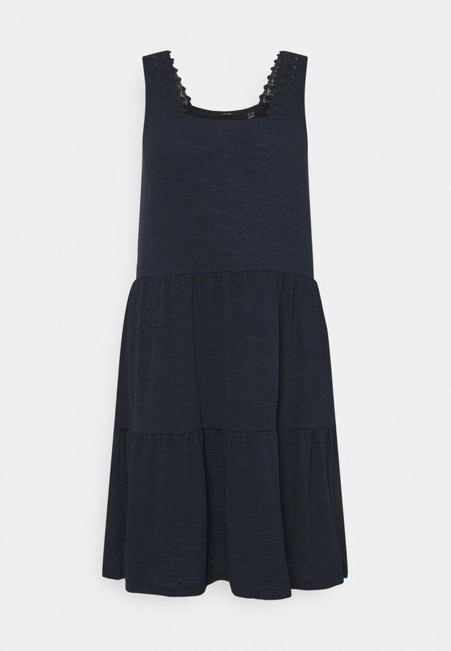 VMALICE SHORT DRESS  - Sukienka letnia - navy blazer