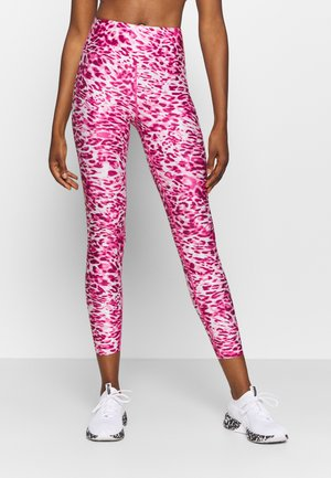 CORE POWER LEGGING - Medias - quartz