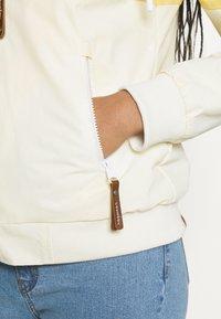 Ragwear - NUGGIE BLOCK - Summer jacket - cinnamon - 5