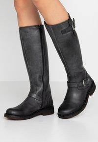 Ca'Shott - Boots - black west - 0