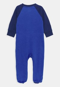 Nike Sportswear - FULL ZIP FOOTED COVERALLS - Sleep suit - game royal - 1