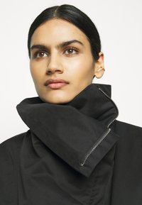3.1 Phillip Lim - JACKET WITH EXAGGERATED COLLAR - Light jacket - black - 5