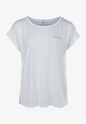 LIMKO - Print T-shirt - white