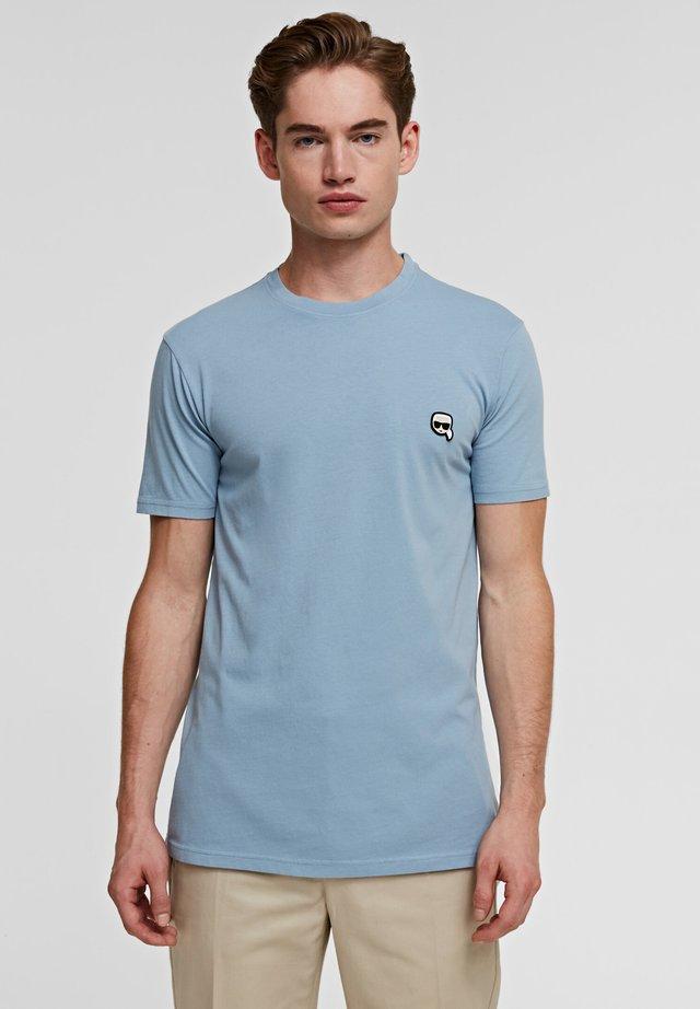 IKONIK - T-shirt basic - light blue