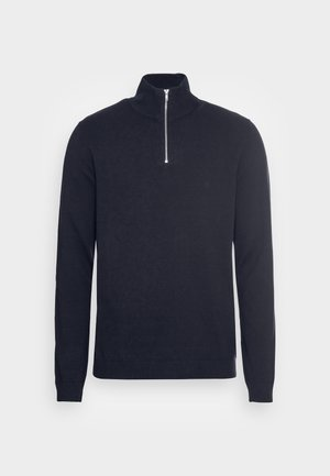 JJEBASIC - Svetr - navy blazer