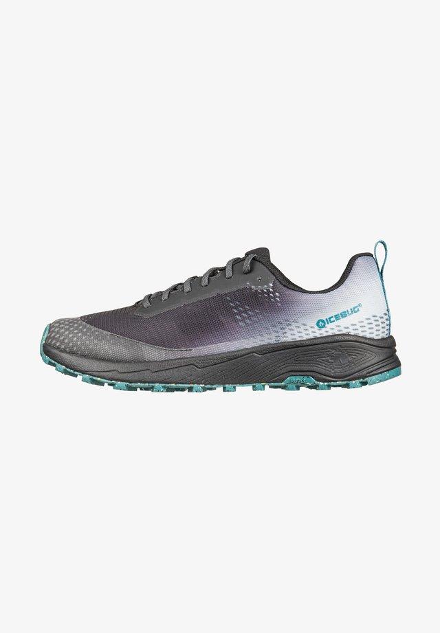 HORIZON M RB9X - Trail running shoes - black/teal