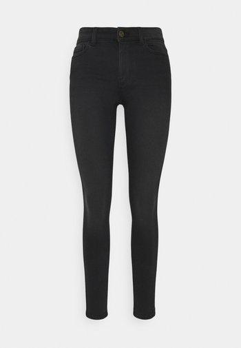 PCNEW ULTRA - Jeans Skinny Fit - black denim