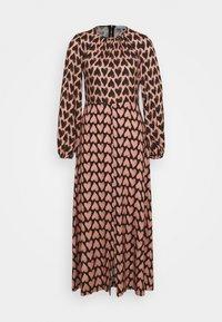 Closet - CLOSET PUFF SLEEVE DRESS - Day dress - pink - 4