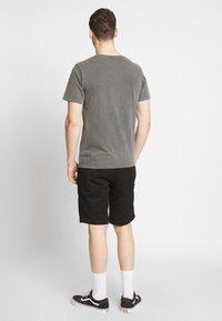Jack & Jones - JCOPARADOX TEE CREW NECK - T-shirt print - asphalt - 2