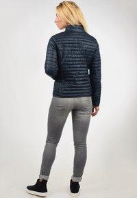 JDY - BRITTA - Winter jacket - blue - 2