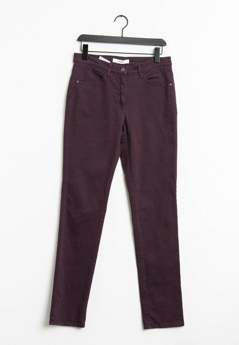 BRAX - Slim fit jeans - purple