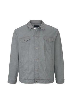 TRUCKER DENIM JACKET - Giacca di jeans - light stone grey denim