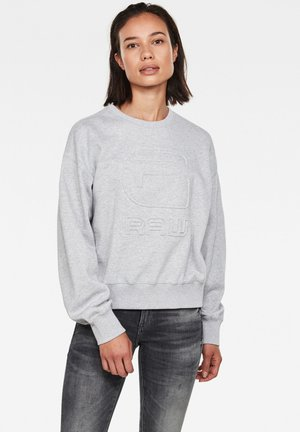 LOOSE - Sweater - cool grey htr
