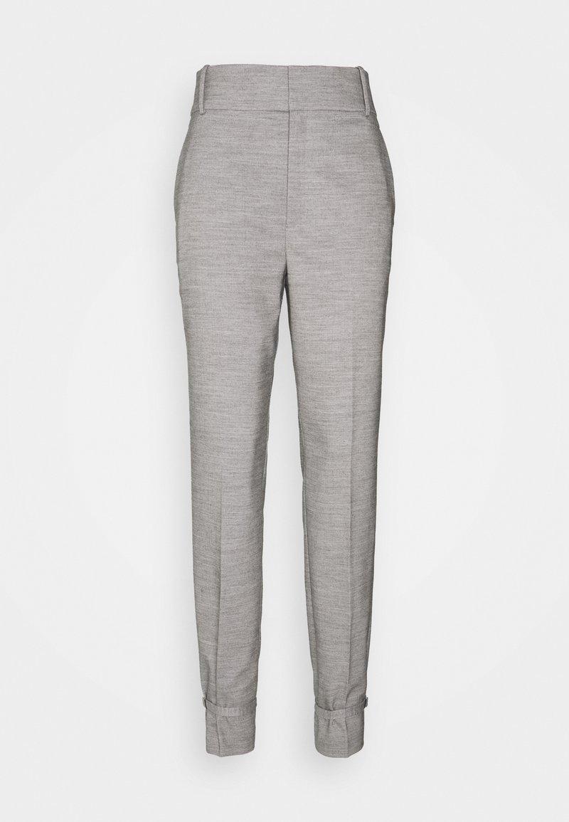 InWear - Trousers - concrete melange