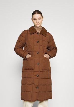 JDYESTELLE LONG - Winter coat - aztec