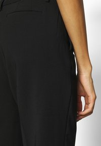 Anna Field - BASIC BUSSINESS PANTS  - Trousers - black - 4