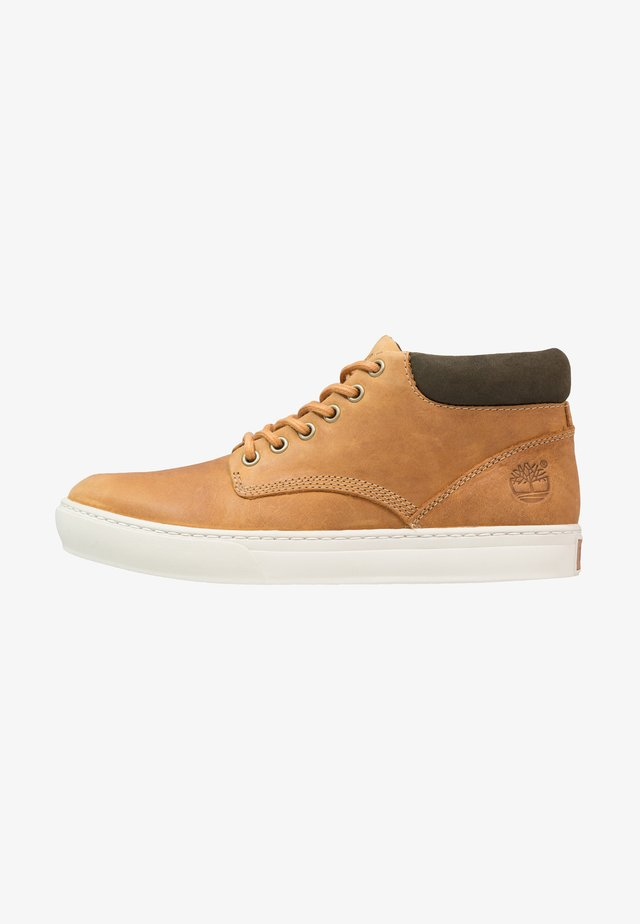 ADVENTURE 2.0 CUPSOLE - Baskets montantes - burnished wheat