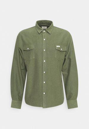 GRINCH - Lehká bunda - green