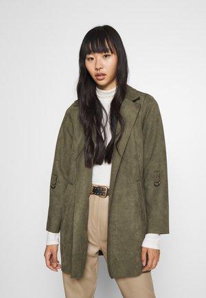 Krótki płaszcz - kalamata