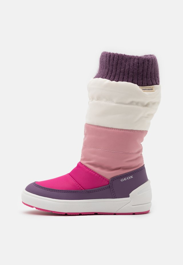 SLEIGH GIRL B ABX - Zimní obuv - pink/mauve