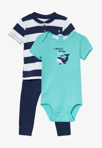 Carter's - WHALE SET - Body - navy - 4