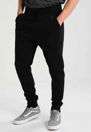 RAVEN - Pantaloni sportivi - black