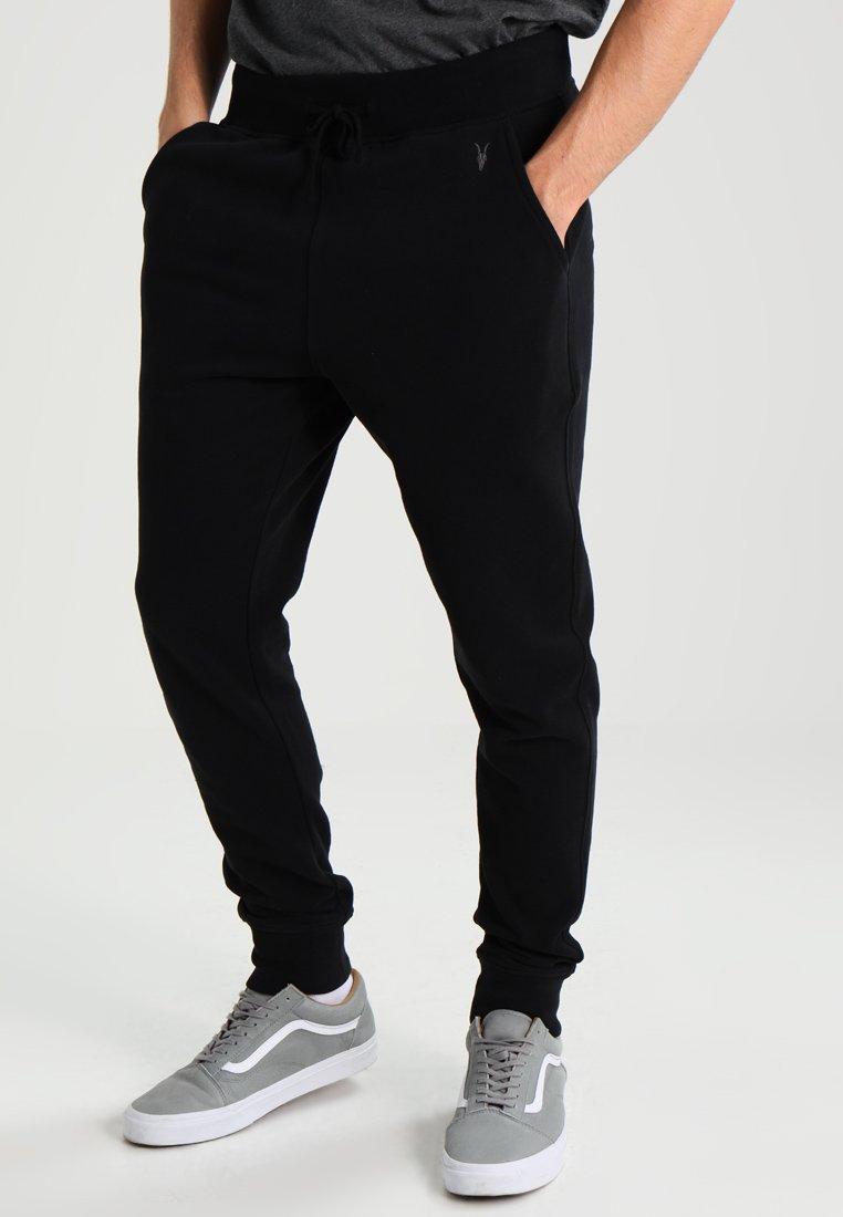 AllSaints - RAVEN - Tracksuit bottoms - black