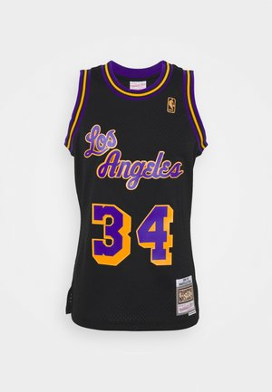 NBA LOS ANGELES LAKERS RELOAD SWINGMAN SHAQUILLE O'NEAL - Club wear - black
