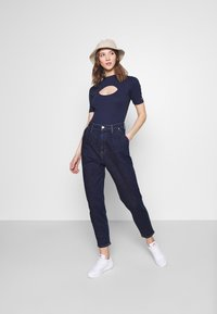 Tommy Jeans - CUT OUT  - Top - twilight navy - 1