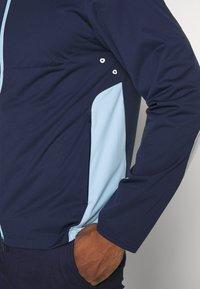 Polo Ralph Lauren Golf - STRATUS UNLINED JACKET - Vodotěsná bunda - french navy/powder blue - 4