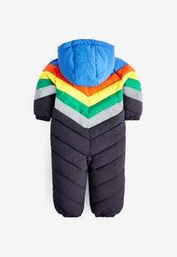 Next - Snowsuit - blue - 1