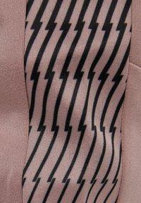 Bershka - Felpa aperta - pink - 5
