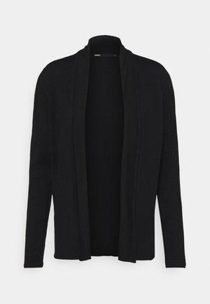 ONLMARYS CARDIGAN - Vest - black